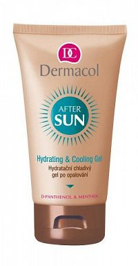 Dermacol After Sun Hydrating & Cooling gél 150 ml