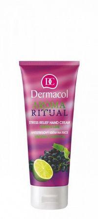 DERMACOL AROMA RITUAL Krém na ruky Hrozno - limetka 1x100 ml