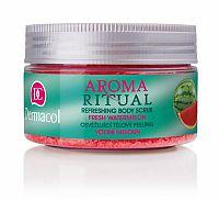 Dermacol Aroma Ritual Refreshing telový peeling Fresh Watermelon 200 g