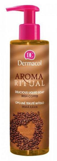 DERMACOL AROMA RITUAL Tekuté mydlo Írska káva 1x250 ml