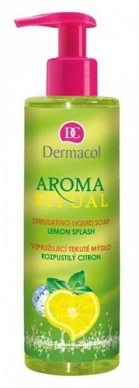 DERMACOL AROMA RITUAL Tekuté mydlo Rozpustný citrón 1x250 ml