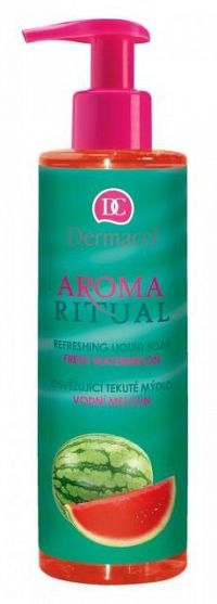 DERMACOL AROMA RITUAL Tekuté mydlo Vodný melón 1x250 ml
