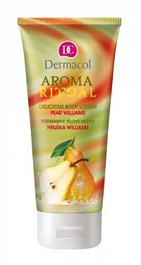 DERMACOL AROMA RITUAL Telové mlieko Hruška WILLIAMS 1x200 ml