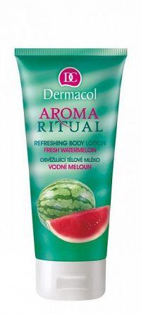 DERMACOL AROMA RITUAL Telové mlieko Vodný melón 1x200 ml