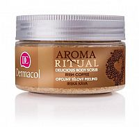Dermacol Aroma Ritual telový peeling Írska káva 200 g