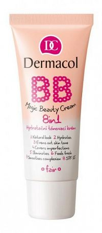 DERMACOL BB Magic Beauty krém 8v1 odtieň: FAIR 1x30 ml