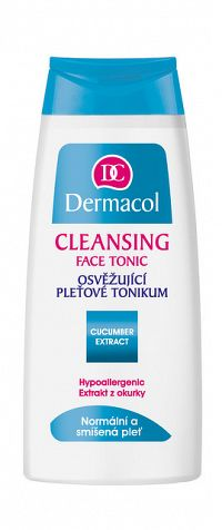 DERMACOL CLEANSING pleťové tonikum 1x200 ml