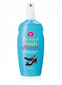 DERMACOL Fresh Shoes sprej do topánok 1x130 ml