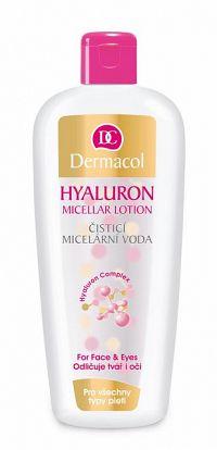 DERMACOL HYALURON Micelárna voda 1x400 ml