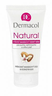 DERMACOL NATURAL Mandľový denný krém 1x50 ml