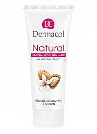 DERMACOL NATURAL Mandľový krém na ruky 1x100 ml
