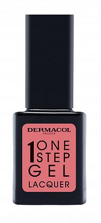 Dermacol One step gel lacquer Ancient pink č.02 11 ml