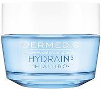 DERMEDIC HYDRAIN3 HIALURO KRÉM - GÉL ultra hydratačný 1x50 g