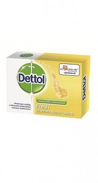 Dettol toaletné mydlo Fresh 1x100 g