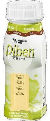 Diben DRINK príchuť vanilka (1,5 kcal/ml), sol 4x200 ml (800 ml)