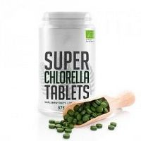 Diet Food Bio Chlorella 375 tbl.