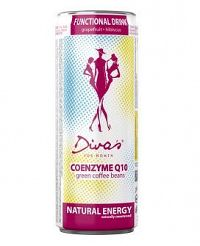 Diva's FUNCTIONAL DRINK COENZYME Q10 1x250 ml