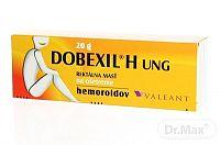 DOBEXIL H UNG ung rec 1x20 g