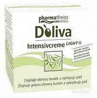 DOLIVA Intenzívny krém LIGHT+ 1x50 ml
