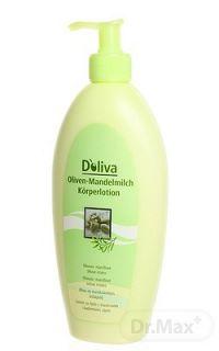 DOLIVA OLIVA-MANDLE TELOVÉ MLIEKO 1x500 ml