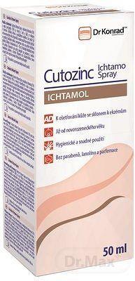 Dr Konrad Cutozinc Ichtamo Spray 1x50 ml