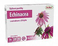 Dr.Max Bylinné pastilky Echinacea 36 ks