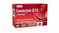 Dr.Max Coenzym Q10 s tiamínom 60 cps