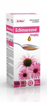 Dr.Max Echinaceové kvapky 100 ml