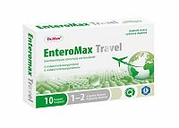 Dr.Max EnteroMax Travel 10 cps
