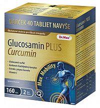 Dr.Max Glucosamin PLUS Curcumin tbl 1x160 ks