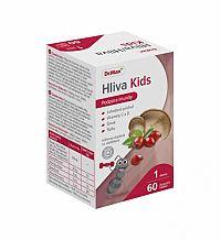Dr.Max Hliva Kids žuvacie tablety 1x60 ks