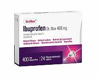 Dr.Max Ibuprofen 400 mg 24 tabliet