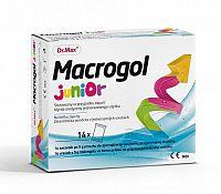 Dr.Max Macrogol junior prášok vo vreckách 1x14 ks