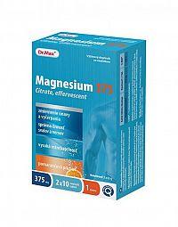 Dr.Max Magnesium 375 20 šumivých tabliet