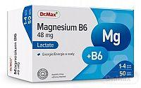 Dr.Max Magnesium B6 Lactate (inov. 2019) tbl 1x50 ks