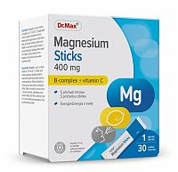 Dr.Max Magnesium Sticks 400 mg vrecká 30x1,8 g (54 g)