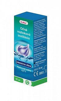 Dr.Max Očné kvapky - Intenzívna úľava 10 ml