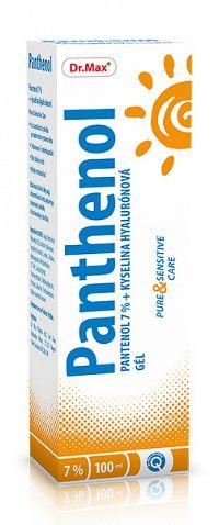 Dr.Max PANTHENOL 7% GEL 100 ml