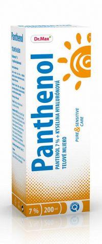 Dr.Max Panthenol telové mlieko 200 ml