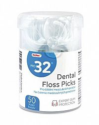 Dr.Max PRO32 Dental Floss Picks 50 ks