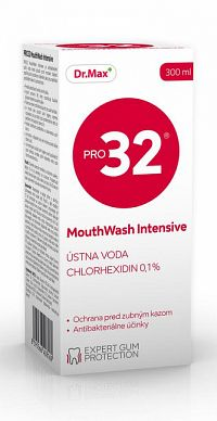 Dr.Max PRO32 MouthWash Intensive 300 ml
