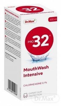 Dr.Max PRO32 MouthWash Intensive (inov. 2019) ústna voda 1x300 ml