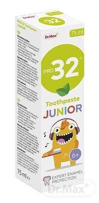 Dr.Max PRO32 Toothpaste JUNIOR 6+ zubná pasta 1x75 ml