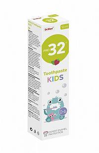 Dr.Max PRO32 Toothpaste Kids 0-6 rokov zubná pasta 1x50 ml