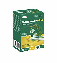Dr.Max Simethicon 80 Sticks 16 vreciek