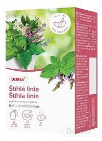 Dr.Max Štíhla línia bylinná zmes, v nálevových vrecúškach (inov. 2020) 20x1,5 g (30 g)