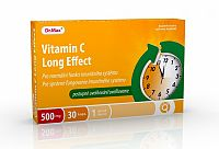 Dr.Max Vitamin C 500 mg long effect 30 cps