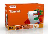 Dr.Max Vitamín E 200 I.U. 60 cps