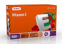 Dr.Max Vitamín E 400 I.U. 60 kapsúl