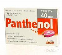 Dr. Müller PANTHENOL 40 MG tbl 1x24 ks